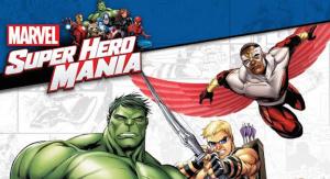 SuperHero Mania