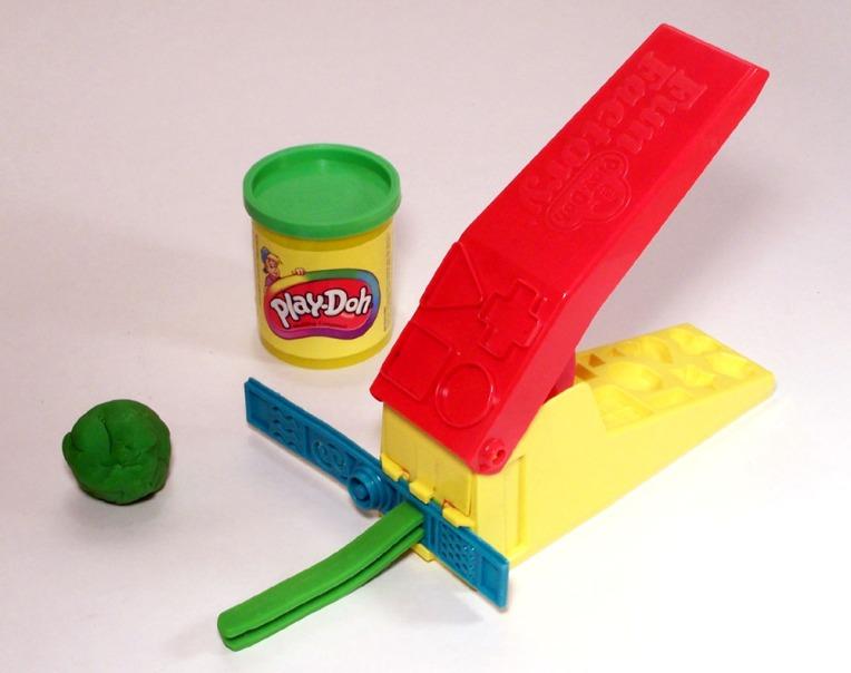 Juego Play-Doh Fábrica Loca