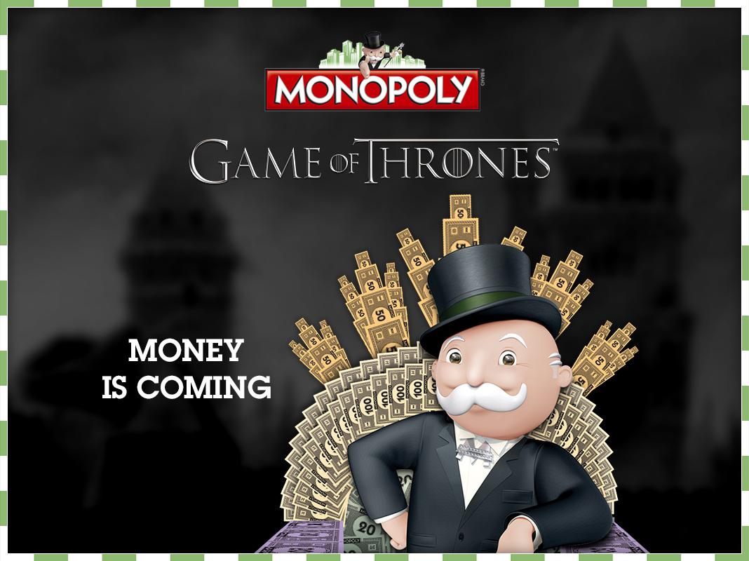 Sorteo de un Monopoly de Juego de Tronos